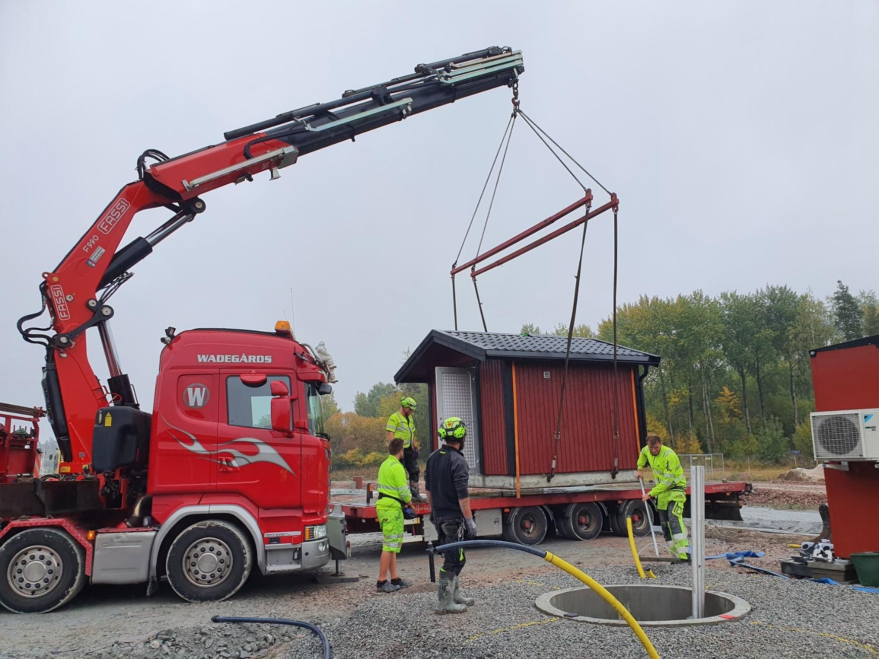 Wadegårds Åkeri